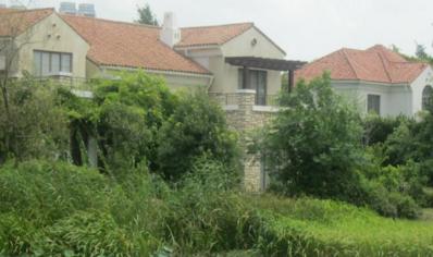 花桥绿地21别墅,精装修,环境优美,带花园,学区未用,交通便利,房东急售,价格低