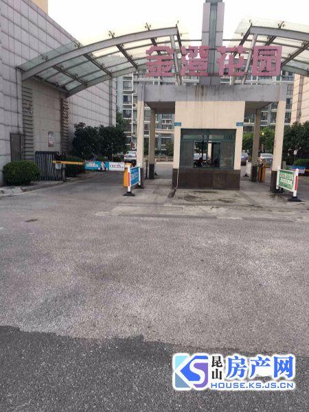 出售城西空中别墅金澄花园地铁口房子,满5唯一还送车库,旁边就是三甲医院