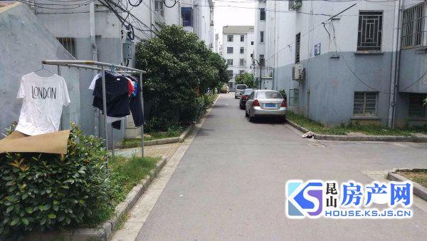 朝阳新村学区未用三房带车库