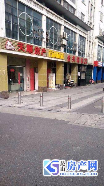 临街商铺 上下两层 近人民路 进学校
