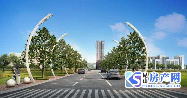 靠城南高铁 去上海18分钟 看房随时