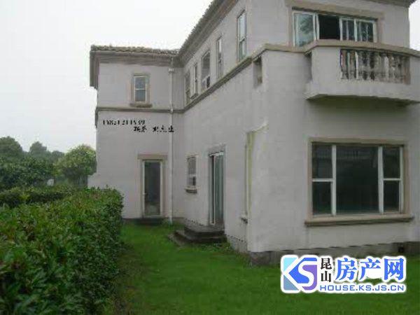 大上海大独栋 独家代理 临河 南进门 四面花园独门独院 临湖园最新房源