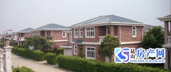 城西阳澄湖旁大上海高尔夫独栋别墅使用面积400平米占地500平米610万诚售