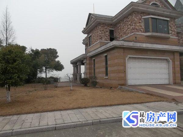 阳明山庄 独栋别墅 花园占地1亩 有钥匙独家销售