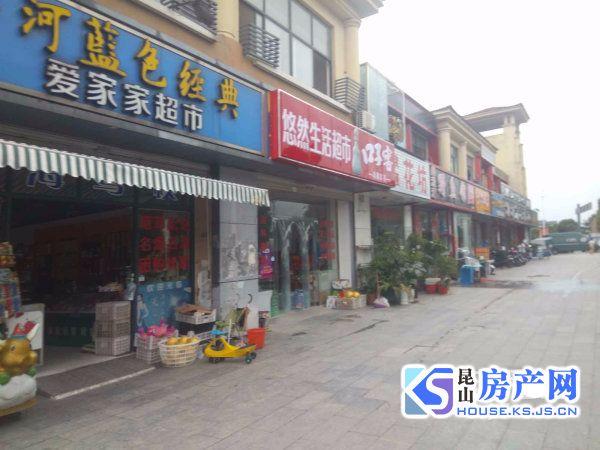 出售富荣路沿街店铺,1-2层,地理位子好,在小区门卫旁,买店铺比房子划算